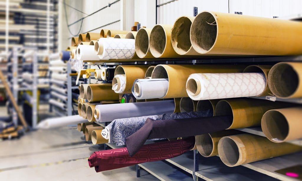 ilustración de inventario ejemplificando nuestras soluciones para manufactura.